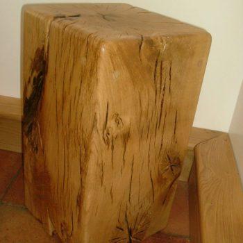 Oak Square Stumpie in French Oak