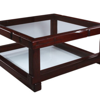 Glass coffee table new