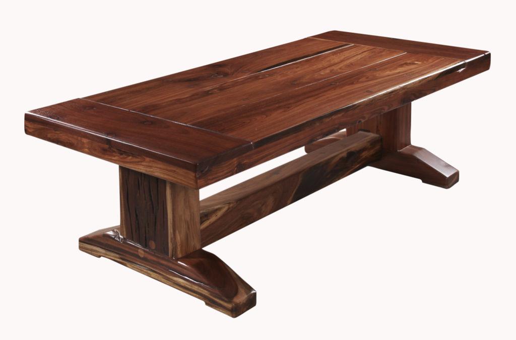 Reclaimed Sleeper Classic Coffee Table