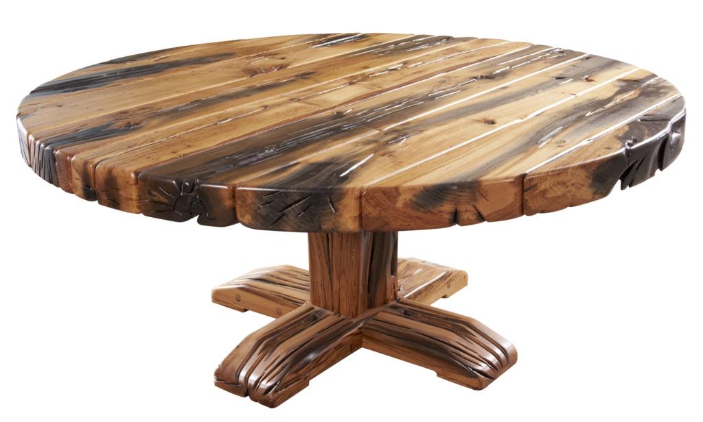 Rotunda dining table