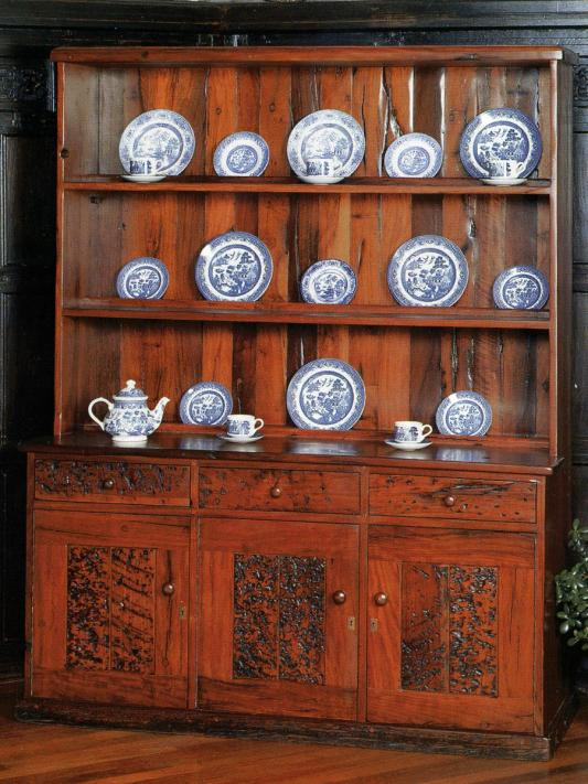 rhodesian teak dresser