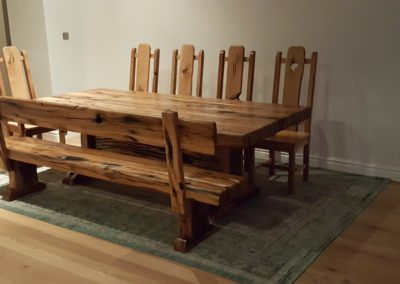 Norseman Dining Table in French OAk