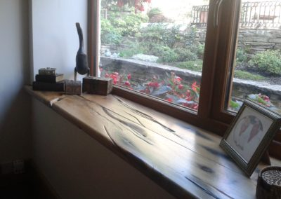 Sill in natural french oak